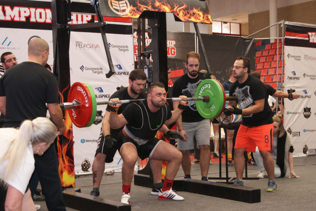 Anthony Rouxel world championships squat WPC