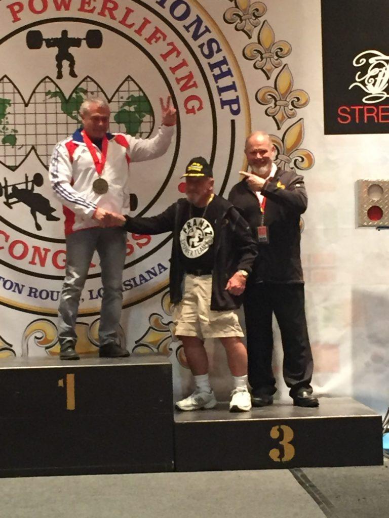 Didier Theux podium WPC France