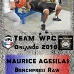 Fiche agesilas maurice wpc france 2018