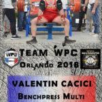 Fiche Cacici valentin wpc france 2018
