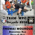 Fiche MOUROUX thomas wpc france 2018