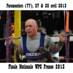 Finale wpc france faremoutiers 2013 patrick breton
