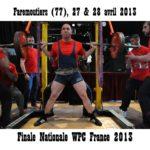 Finale wpc france faremoutiers 2013 sebastien hupfer