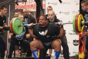 Monde WPC 2015 Porto squat jos