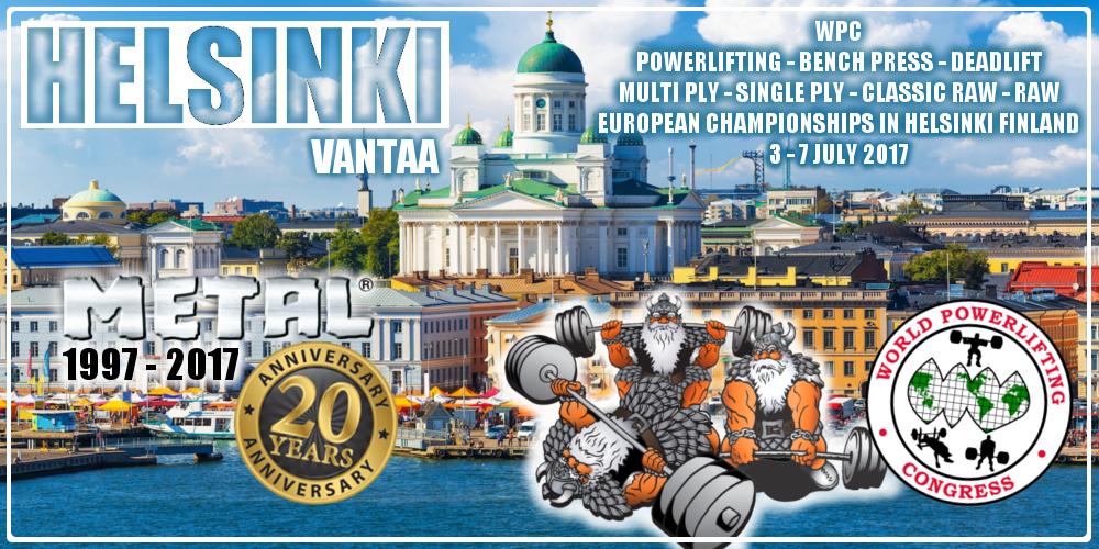 affiche europe wpc 2017 helsinki finlande