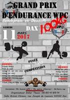 affiche 100kg_ dax 2017 wpc france