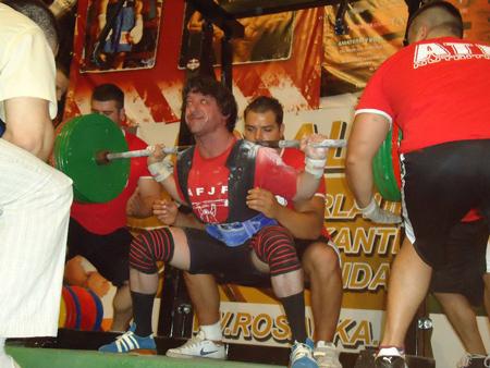 championnat europe 2011 eric athias wpc france