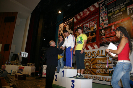 championnat europe 2011 prague wpc podium vincent eldin