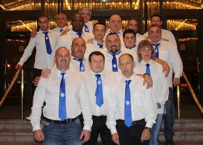 equipe de france las vegas wpc france 2012
