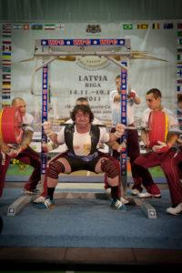 eric athias championnat monde wpc france 2011 riga