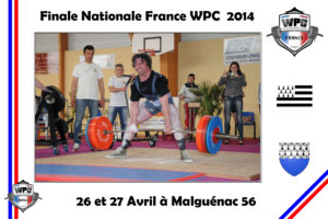 finale wpc france 2014 malguenac eric athias