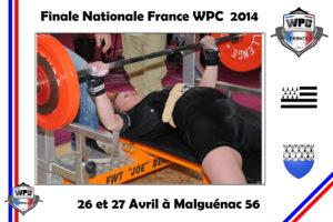finale wpc france 2014 malguenac sandrine platel