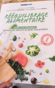 Benedicte LePanse reequilibrage alimentaire