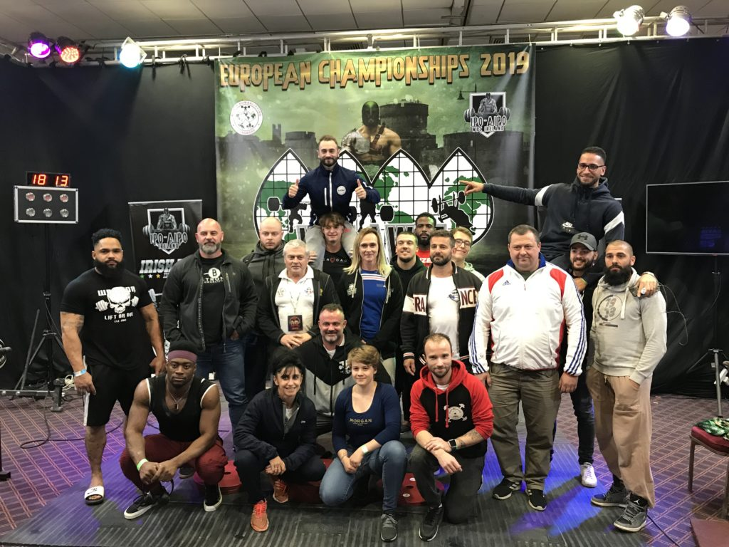 Benedicte LePanse team_wpc france europe 2019