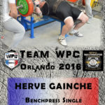 Fiche GAINCHE herve wpc france 2018
