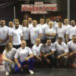 Monde WPC france 2015 Porto equipe france face